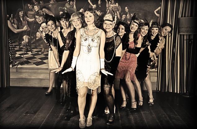 Charleston dance class in Cheltenham