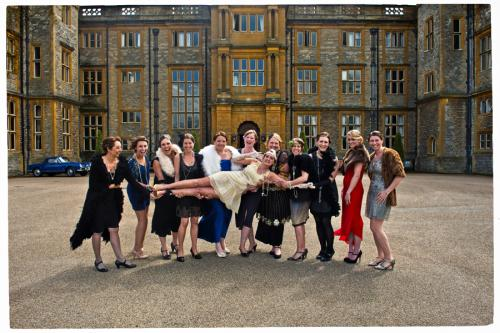 1920s hen party Oxfordshire