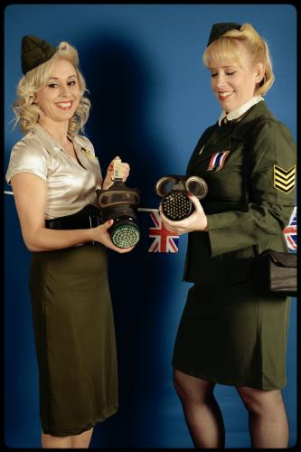 World War Two hen party