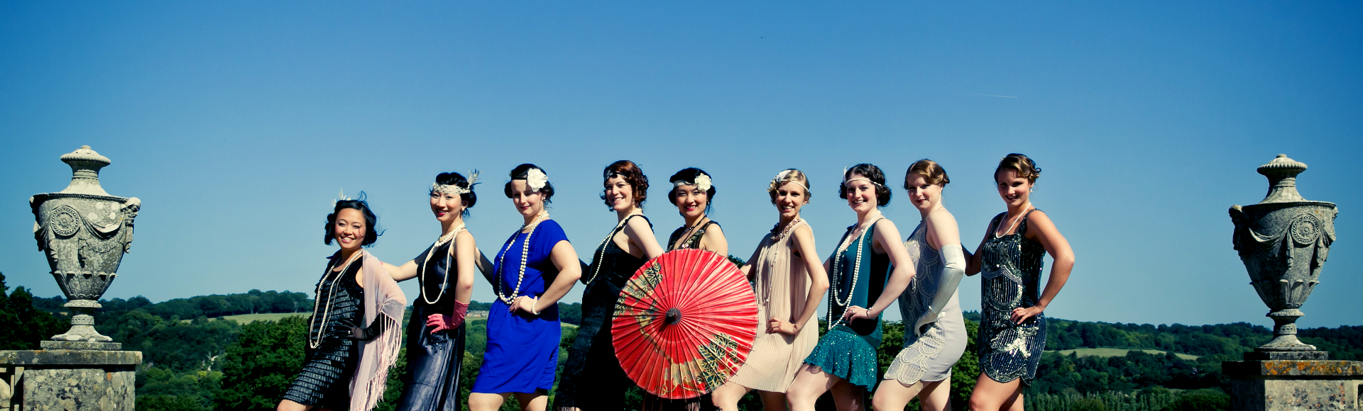 Live life in the jazz age for a day