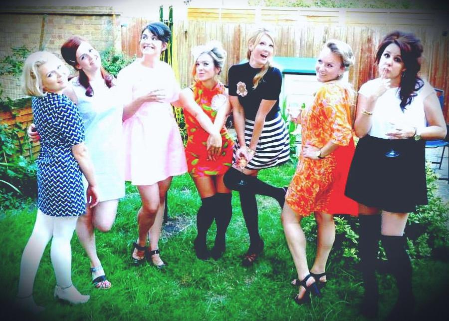 1960s hen party