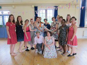 1940s hen party