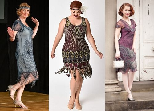 1920s style gatsby dresses