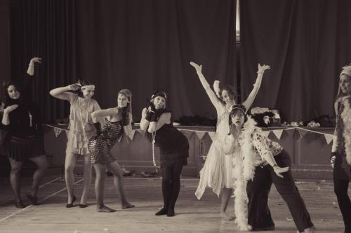 Charleston Dance vintage hen party