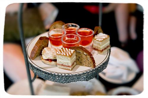 Afternoon tea hen party Cheltenham