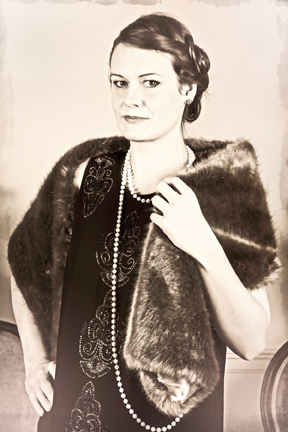 1920s style photograph
